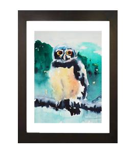 Owl- Live Icon
