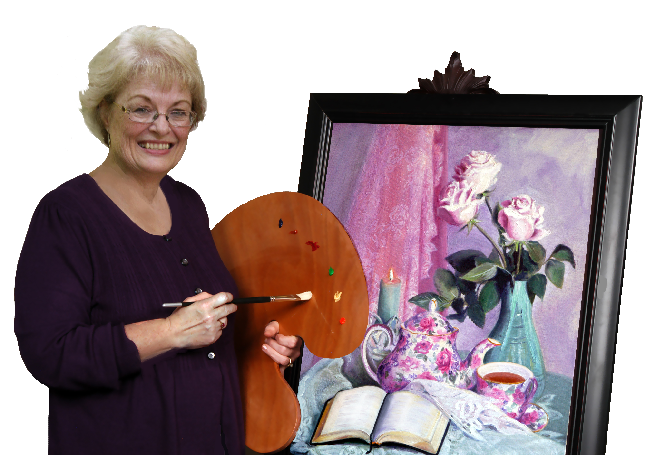Sharon Hofer, Art Instructor
