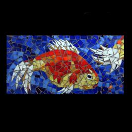 Glimmering Goldfish Live Icon