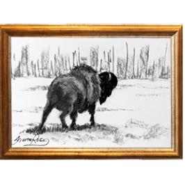 Prairie Buffalo Live Icon